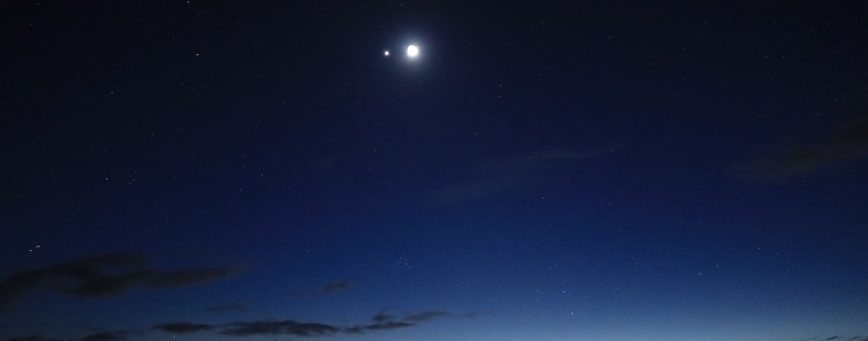 Venus, Taurus and the Moon