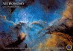 Astronomy Calendar 2018 front