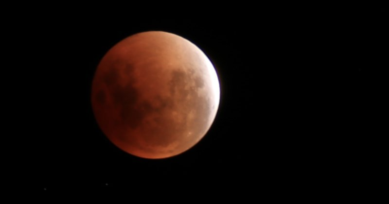 Total Lunar Eclipse Wrap Up