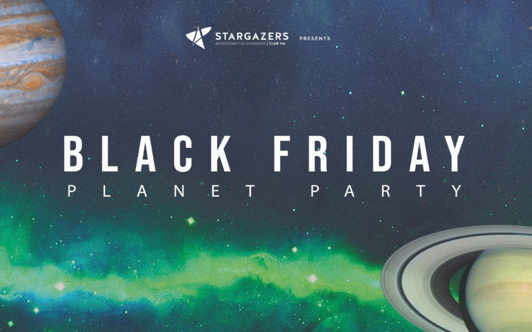 Black Friday Planet Party