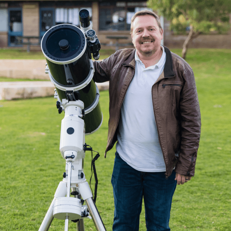 Mike Whait - Freelance Astronomy Guide