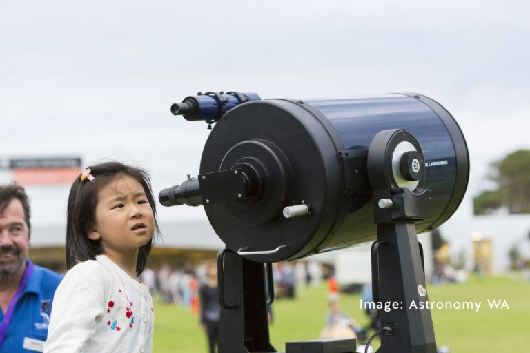 How do I use my telescope? 2 easy tips to get you started