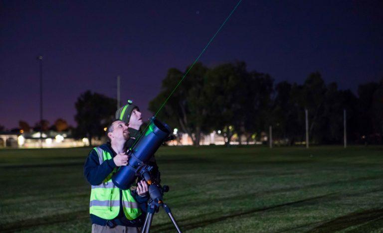 Stargazers Club Telescope Class
