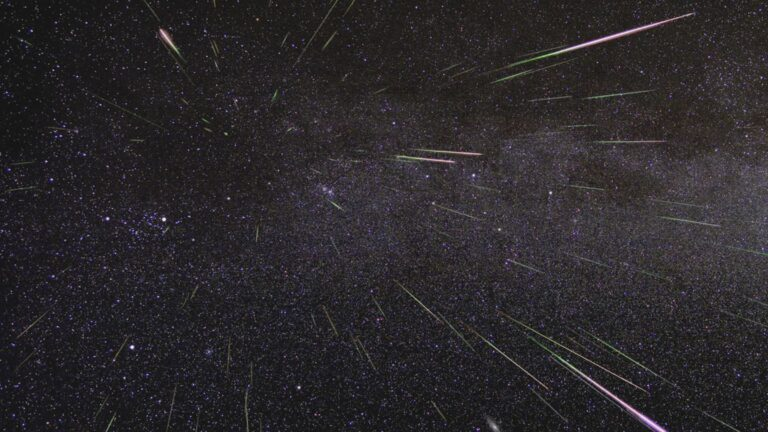 The Best Meteor Showers to See in WA in 2020