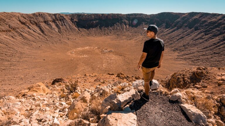 The Five Most Interesting Meteorite Impact Craters Across the Globe