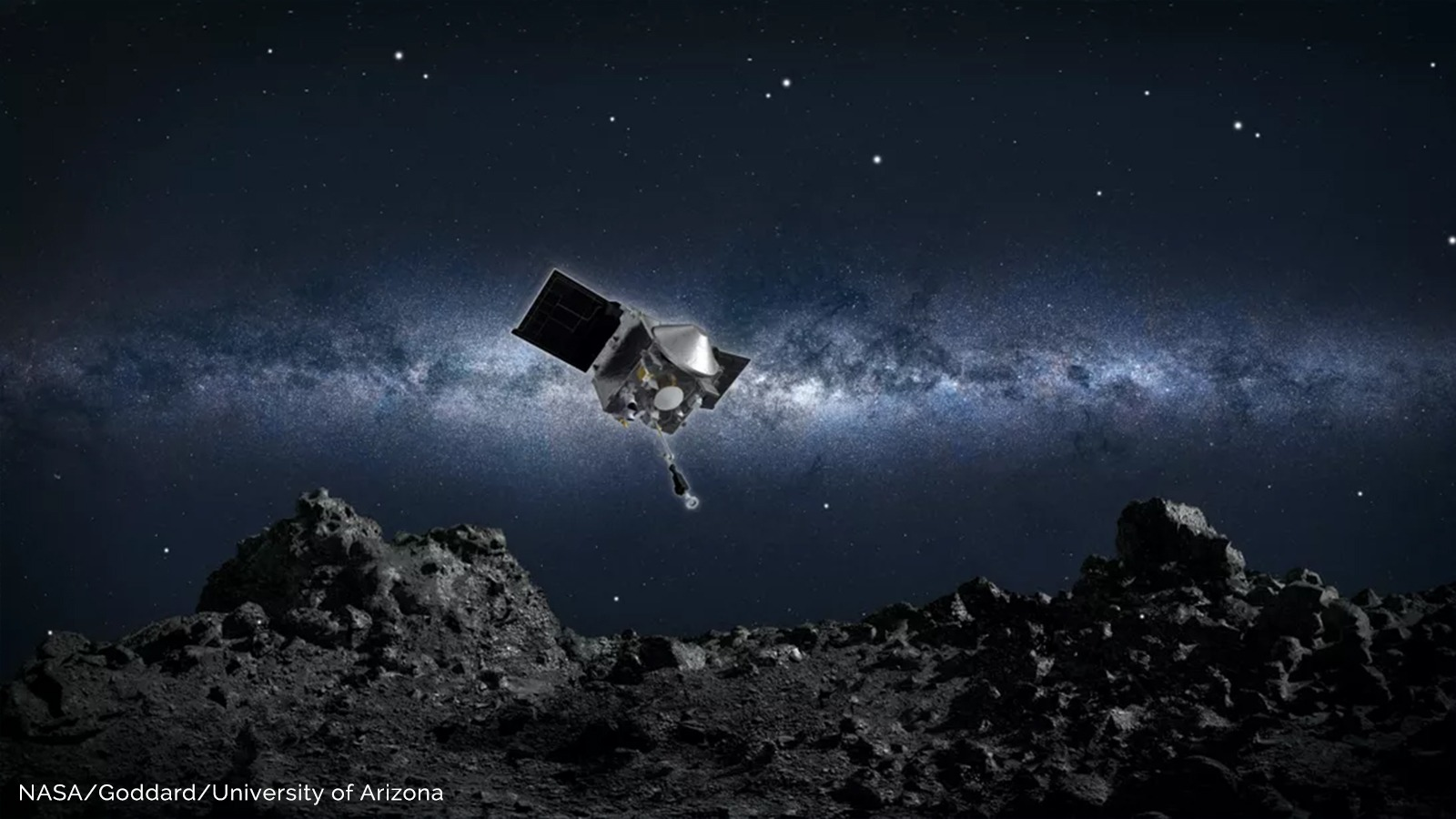 Read more about the article Stargazers Alert | Watch NASA Land on Asteroid Bennu Live!