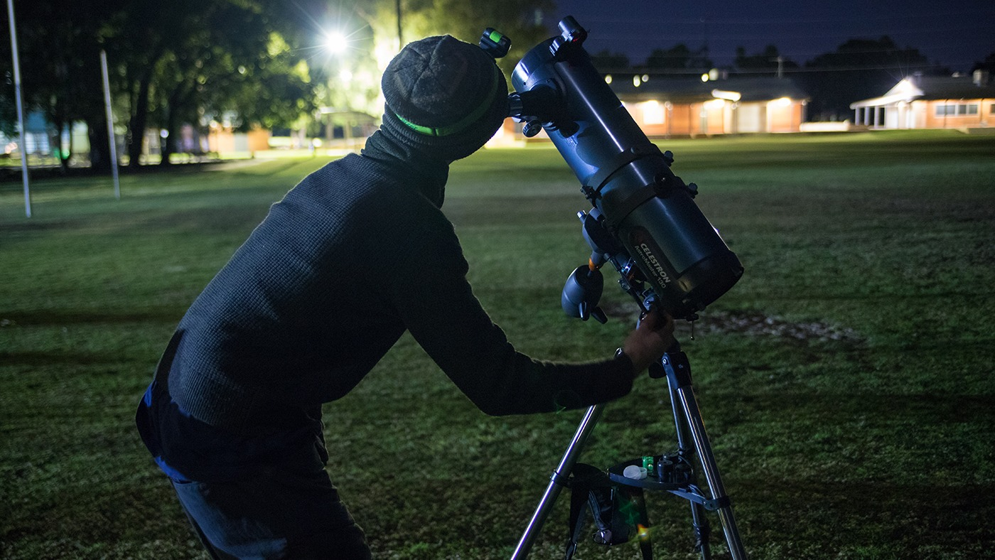 5 Tips for Setting Up Your Telescope