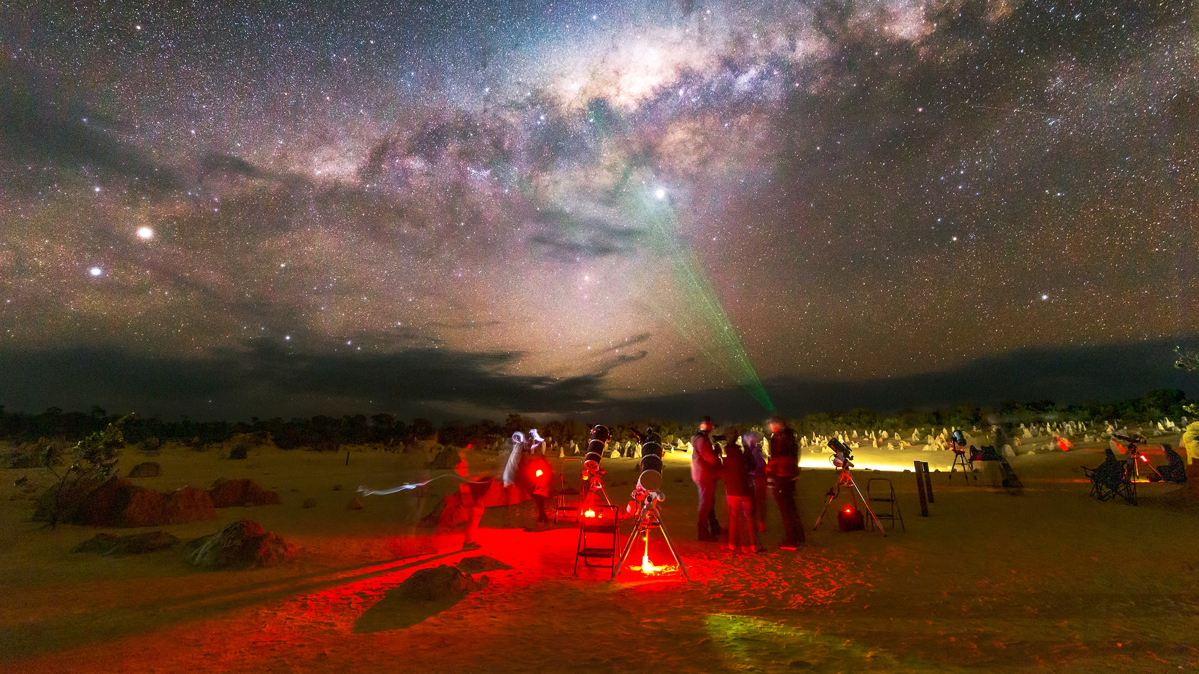 10 Great Places to take your New Telescope