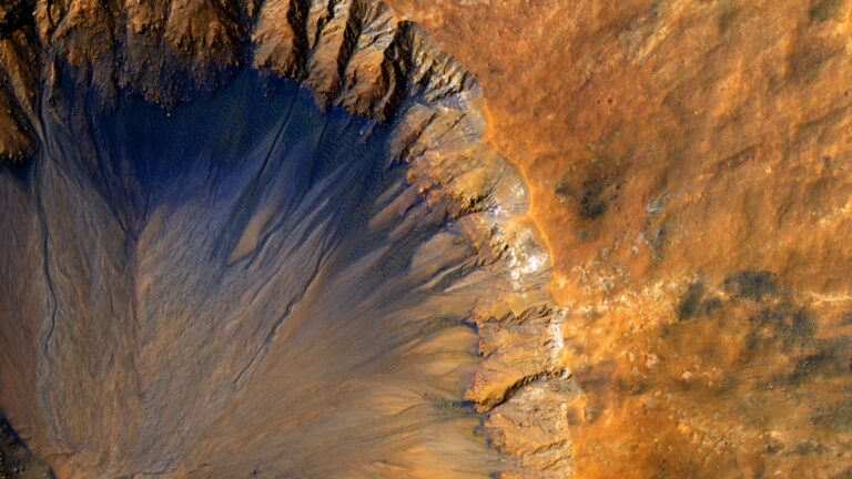 Seven Cool Facts About Mars