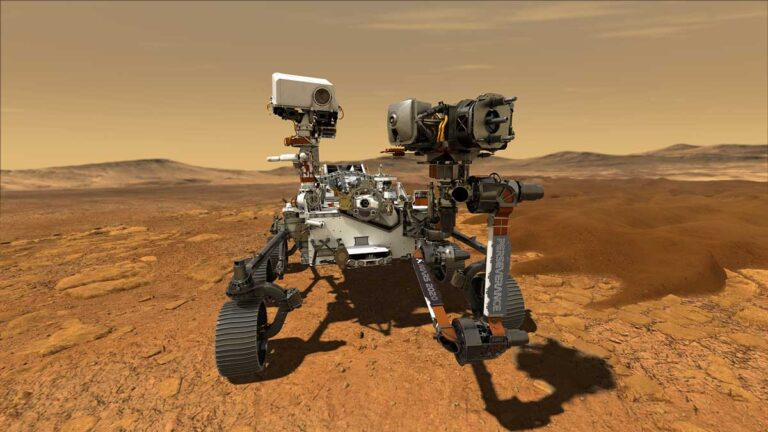 Read more about the article Perseverance Rover, due to Land on Mars, 18th February.