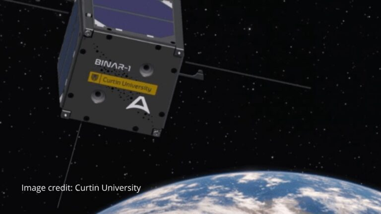 Read more about the article Binar-1 CubeSat Launch: WA's First Satellite
